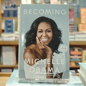 Becoming Book Recommendation Michelle-Obama