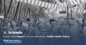 create more impact with your donations