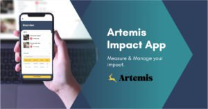 measure your impact with Artemis App